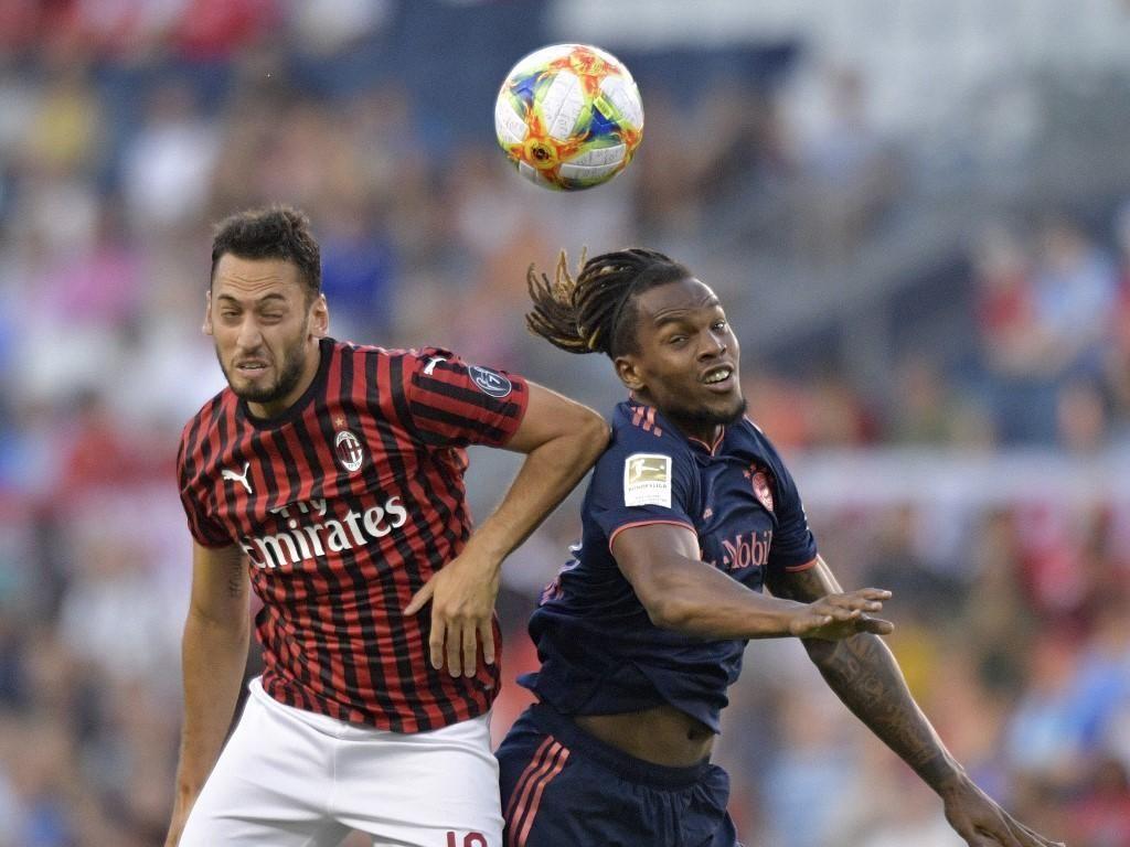 Bayern Vs Milan: Die Roten Menang 1-0 atas Rossoneri
