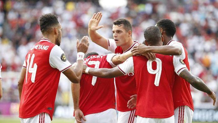 Arsenal harus menghadapi Everton akhir pekan ini di Goodison Park. (Amber Searls-USA TODAY Sports)
