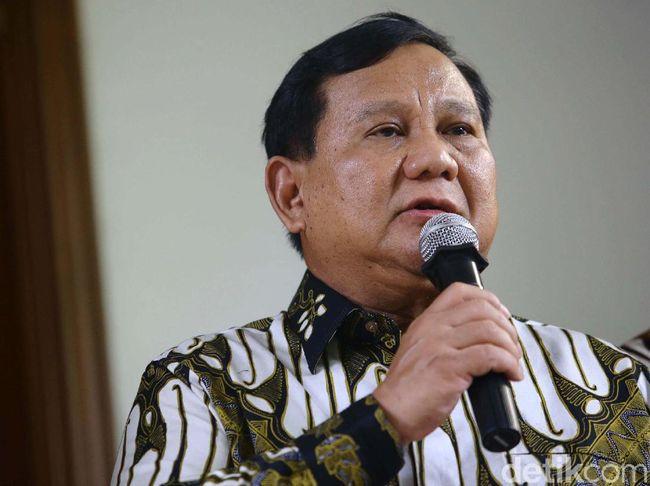 Masa Depan Gerindra Diputuskan Saat Prabowo Ultah