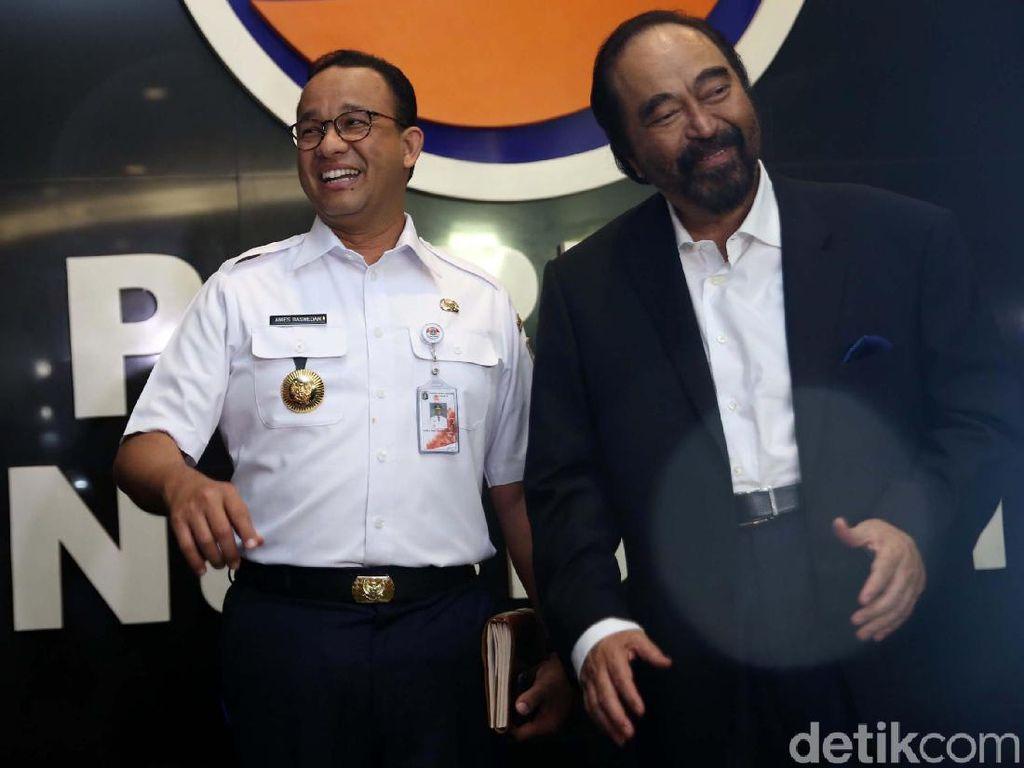 Gerindra DKI: Pak Anies Beresin Jakarta Dulu, 2024 Masih Lama