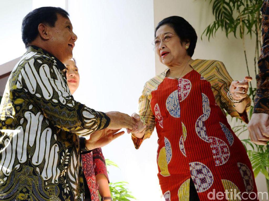 Mega-Prabowo Bertemu, OSO: Reuni Sekalian Kangen-kangenan