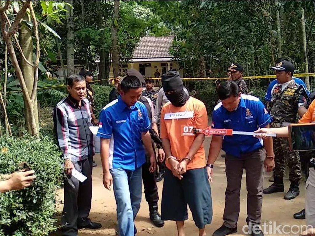 Rekonstruksi Pembunuhan Ibu Rumah Tangga di Kediri Disoal LBH NU