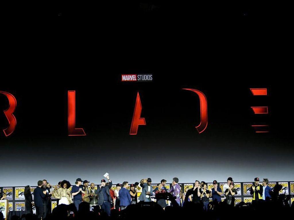 Blade Bakal Ramaikan Marvel Cinematic Universe Fase 5