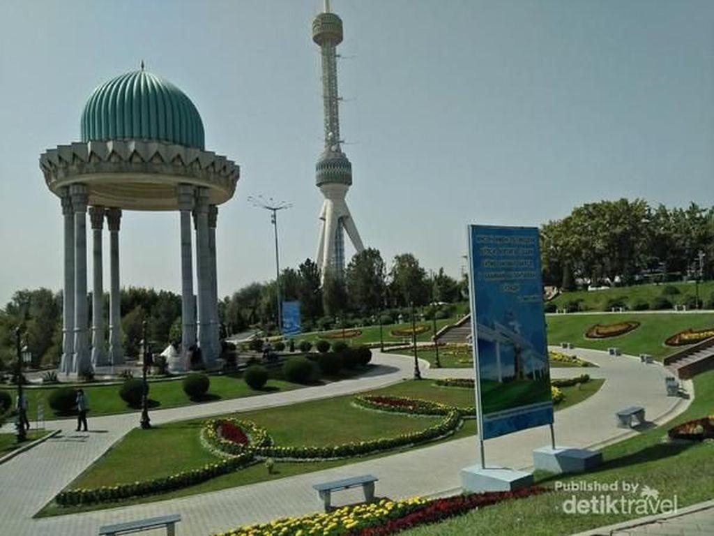 Mengenal Tashkent, Ibukota Uzbekistan yang Tenang