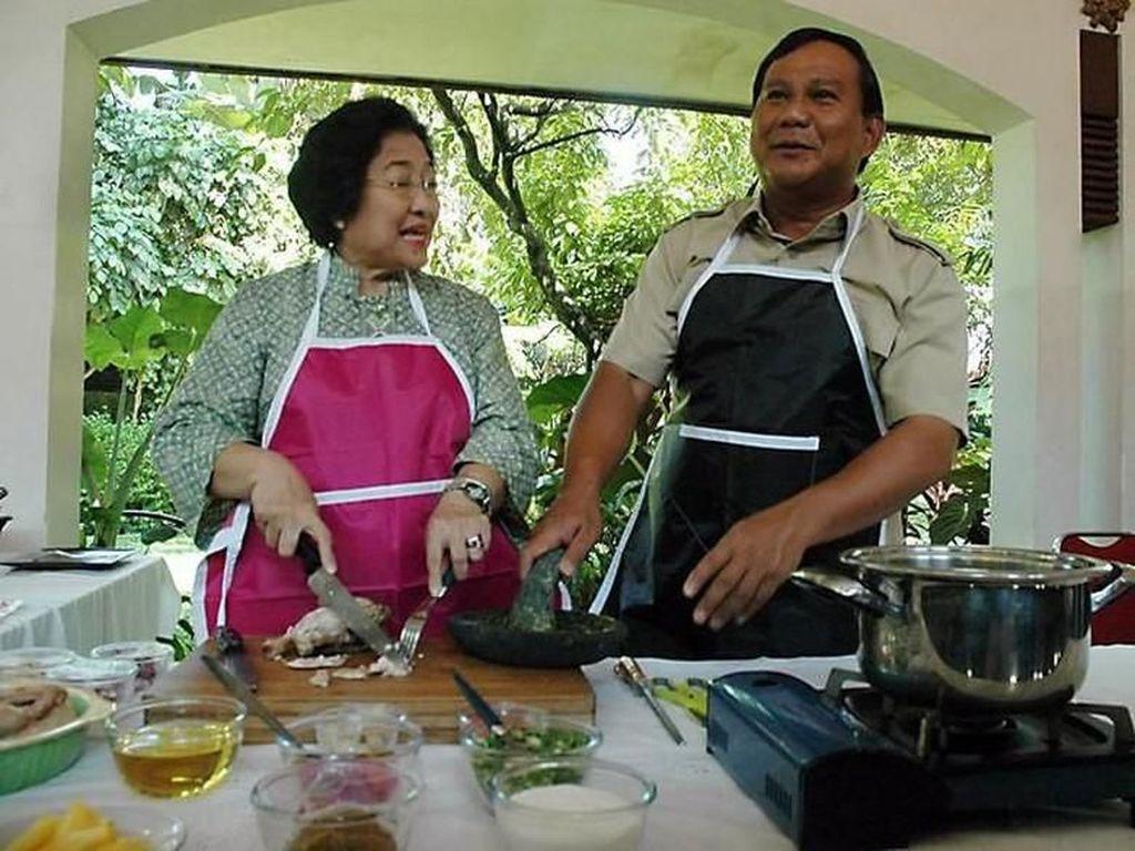 Jadi Menu Pertemuan Prabowo-Mega, Nasi Goreng Kalorinya Bikin Gendut!