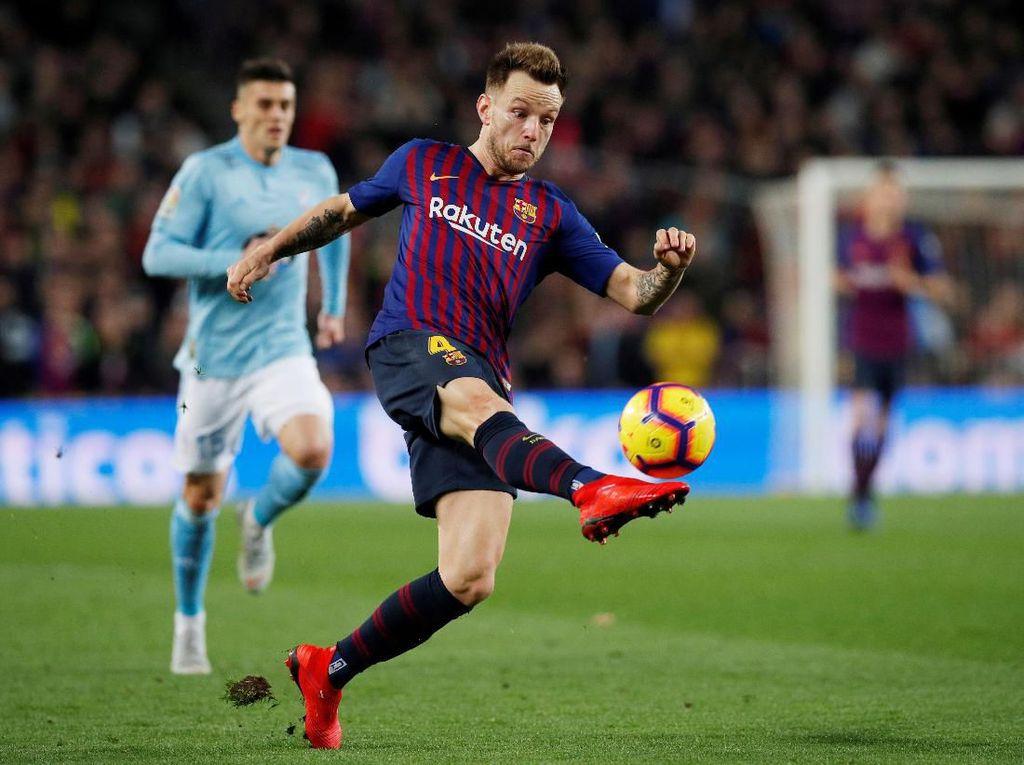 Valverde Buka Pintu Keluar Barcelona untuk Rakitic