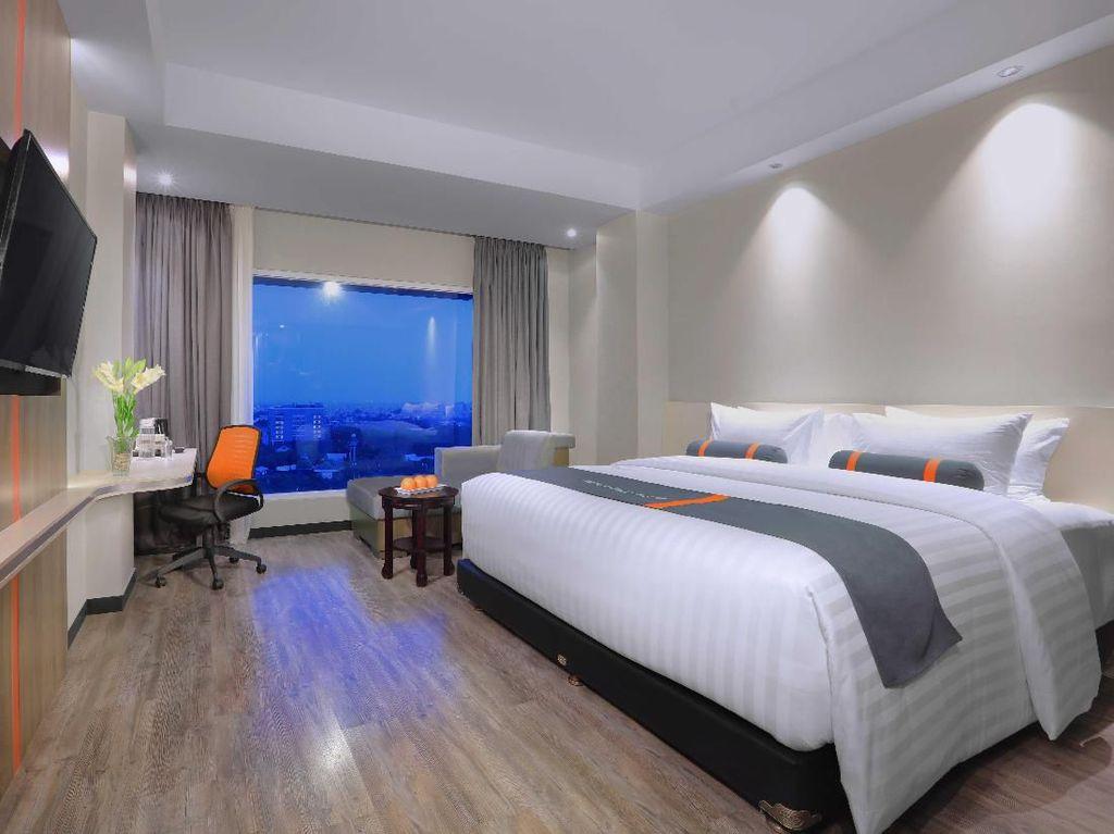 Menginap Semalam di Hotel Nyaman & Strategis di Medan