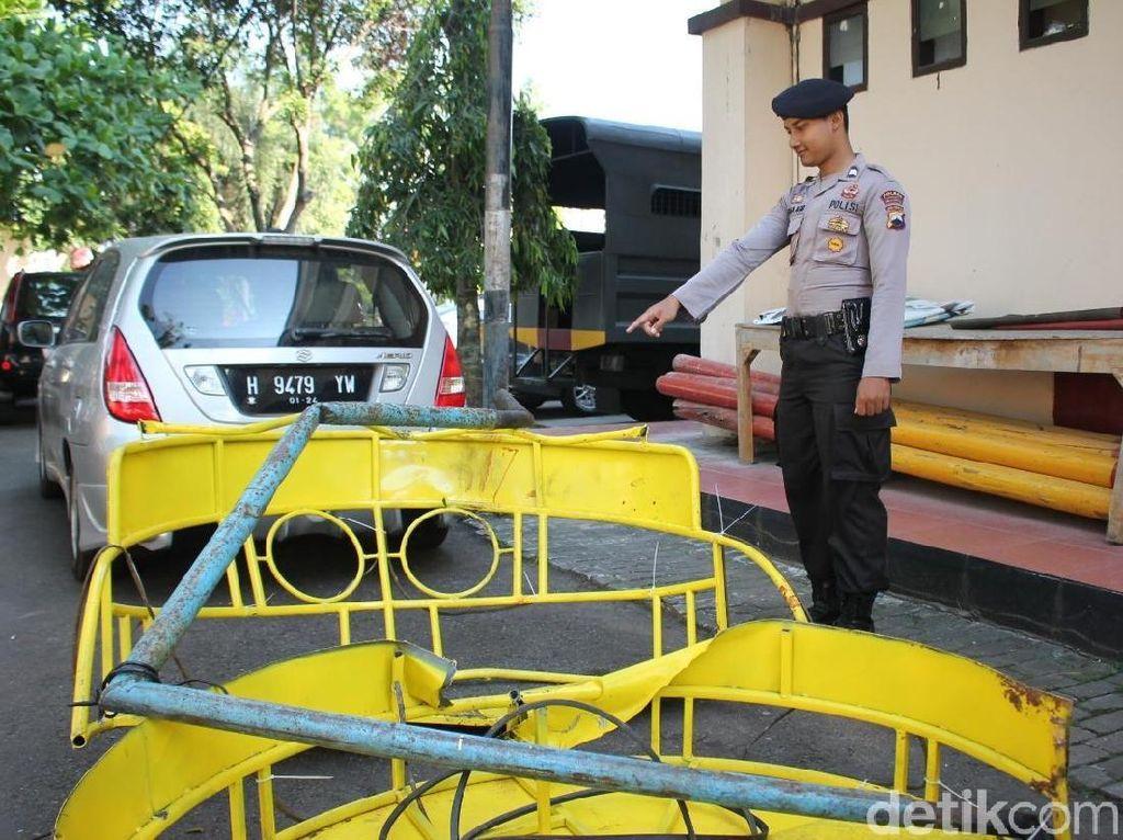 Operator Wahana Roboh Tewaskan Pengunjung di Pekalongan Jadi Tersangka