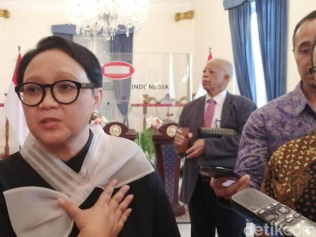 Soal Pasutri WNI Bomber Gereja Filipina, Menlu Koordinasi ke Kapolri