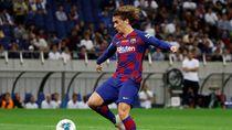 Debut Griezmann di Barcelona, Kalah dari Chelsea