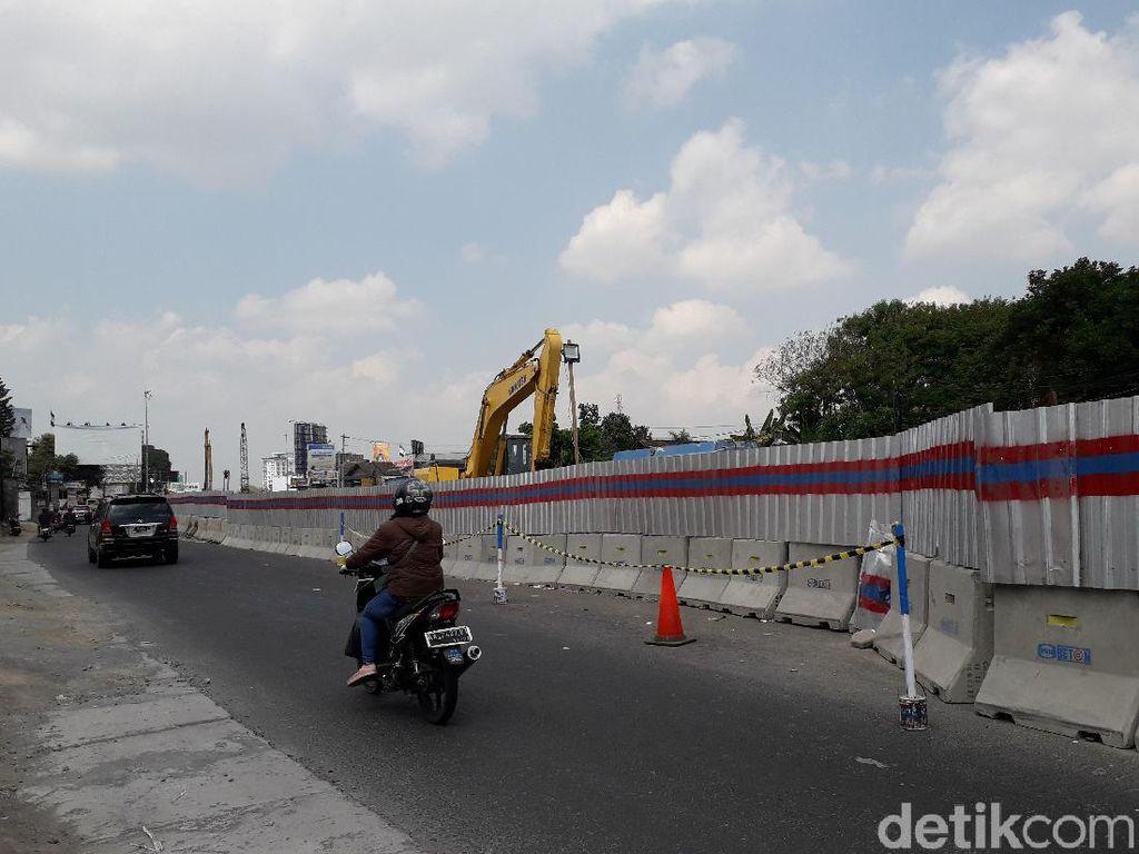 Kementerian PUPR Investigasi Amblasnya Proyek Underpass Kentungan