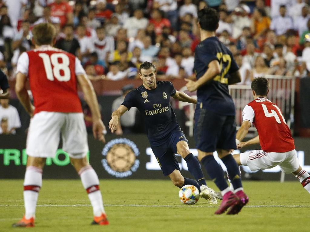 Bale Gemilang, Real Madrid Menang