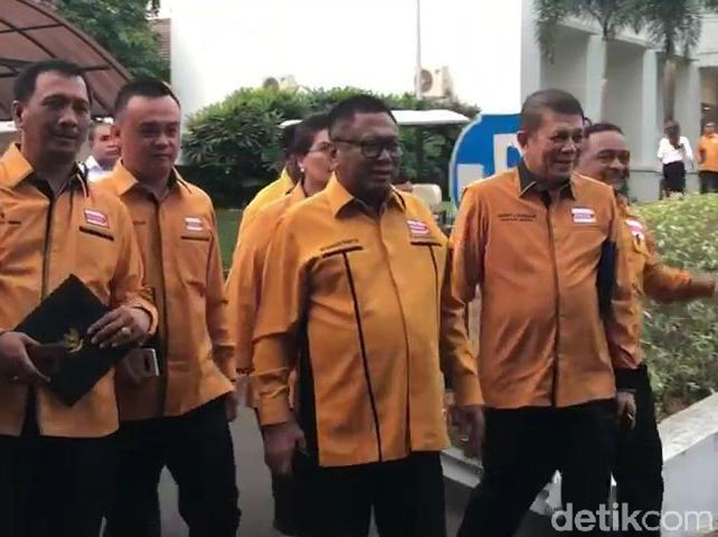 OSO Usulkan 40 Kader Hanura Masuk ke Kabinet Jokowi