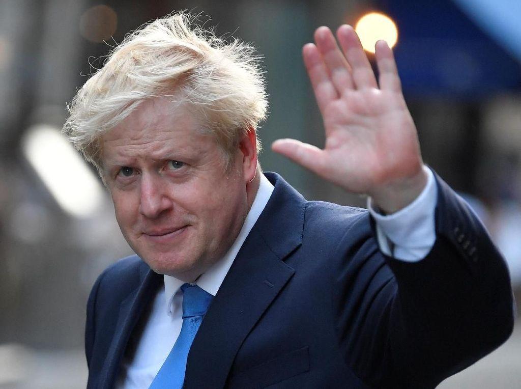 Boris Johnson Terpilih Jadi Perdana Menteri Baru Inggris
