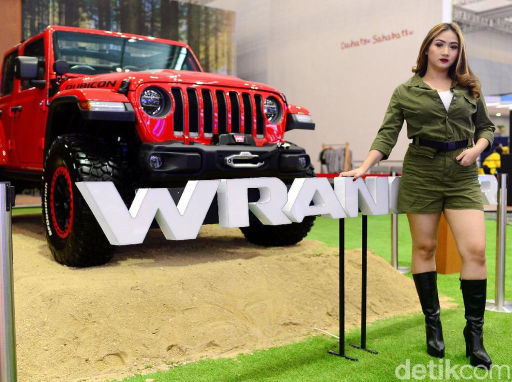 Jeep Siapkan Pabrik Baru Demi Mobil Listrik