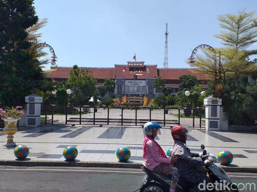 Usai OTT Lurah di Surabaya, Pemkot Tunjuk Camat Lakarsantri Jadi Plt