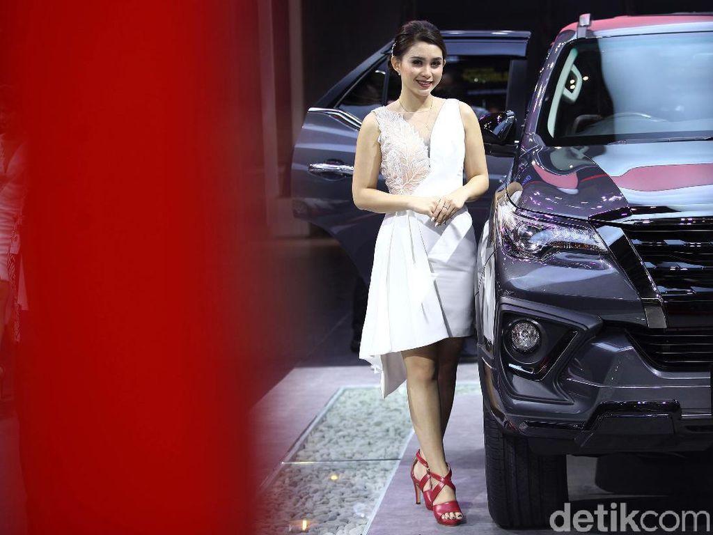 Si Cantik Toyota Pretty