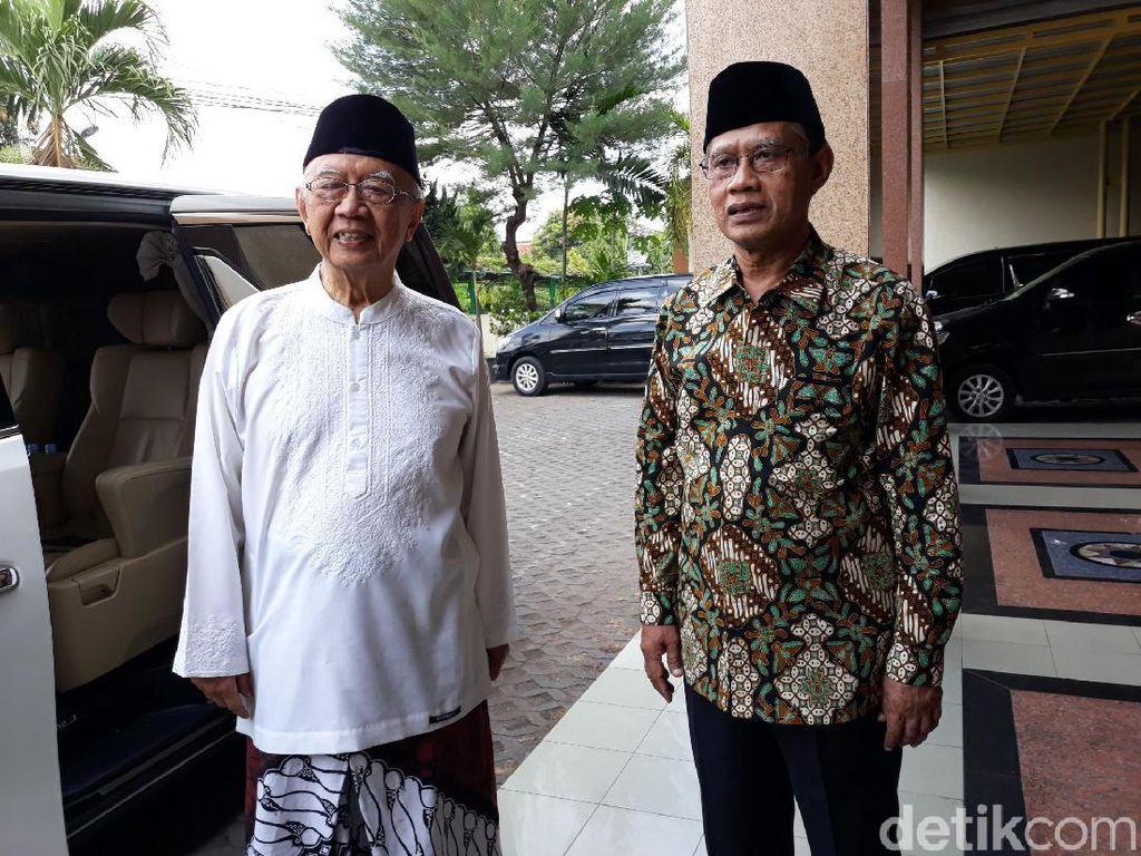 Beda Respons Tokoh NU dan Muhammadiyah soal Pernikahan Penghayat