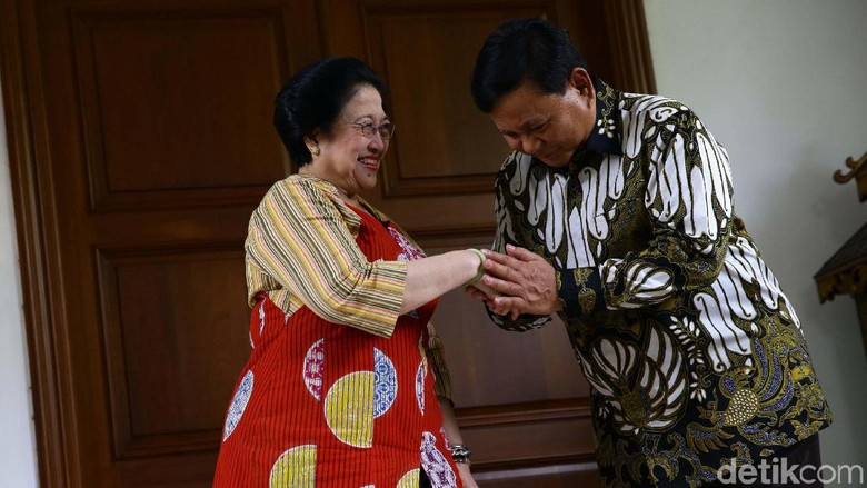 Pertemuan Mega-Prabowo Dinilai Jadi Jalan Gerindra Masuk ke Koalisi Jokowi