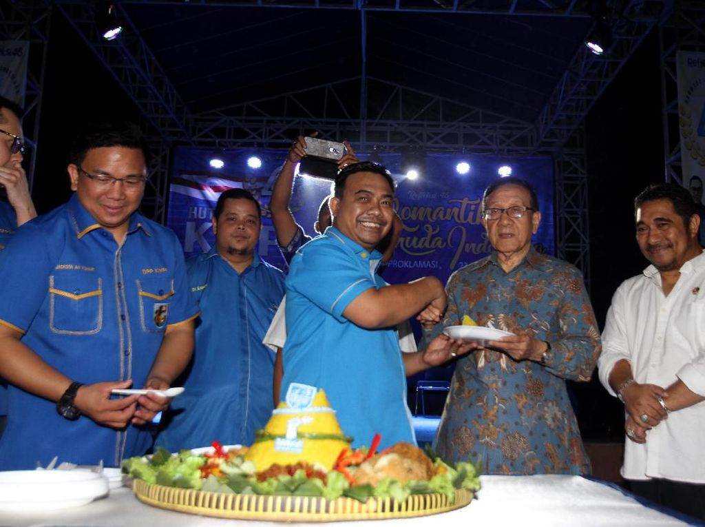 Romantika Pemuda Indonesia di HUT KNPI ke-46