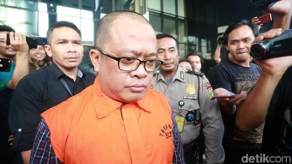 Dua Anggota DPRD Jambi Ditahan KPK