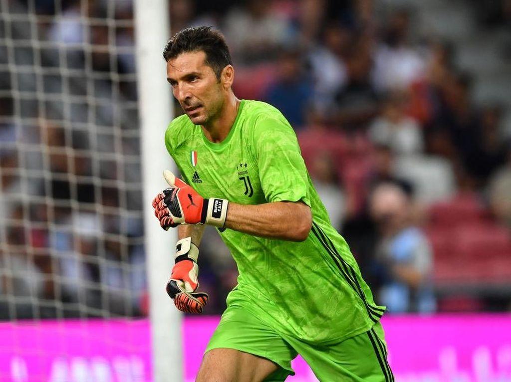 Buffon: Atalanta Sudah Tulis Cerita Hebat di Liga Champions
