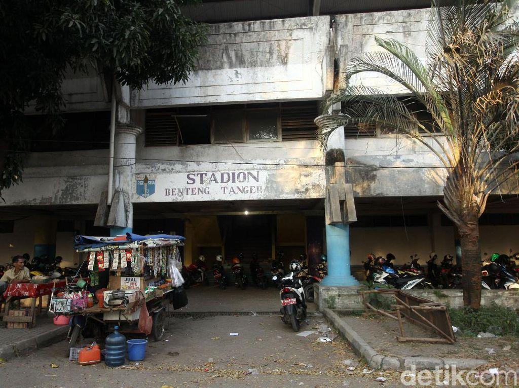 Stadion-stadion yang Terbengkalai Bak Berhantu di Indonesia