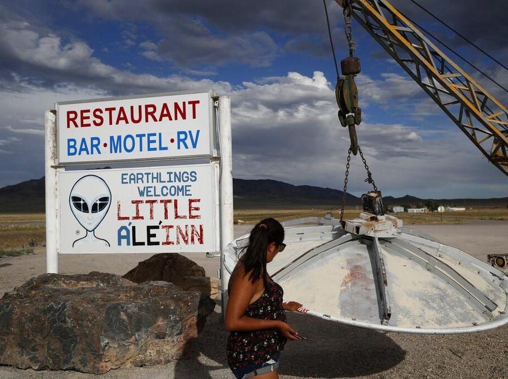 Lebih Mungkin Mana, Ada Alien di Area 51 atau Arsenal Juara Liga?
