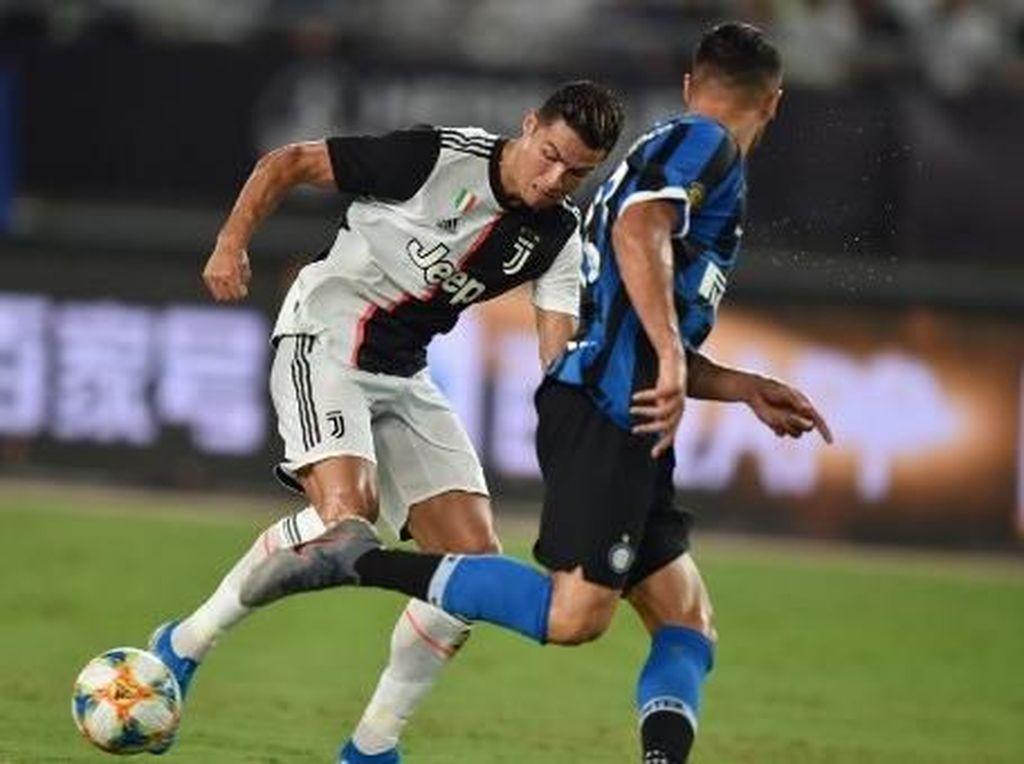 Cristiano Ronaldo: Inter Milan Salah Satu Rival Terberat Juventus