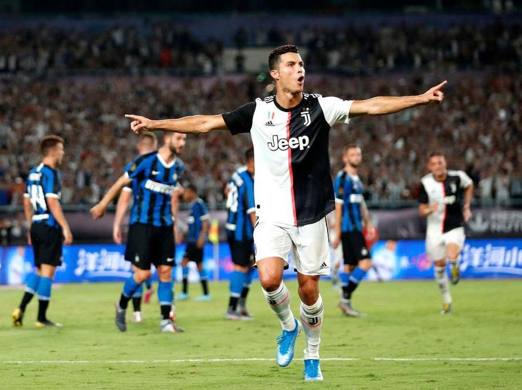 Juventus Vs Inter: Buffon Gemilang, Bianconeri Menang lewat Adu Penalti