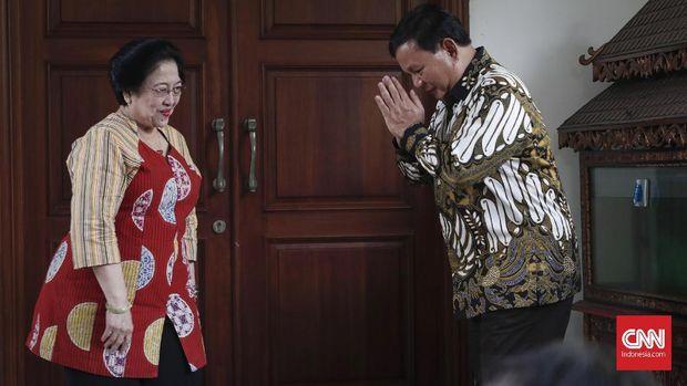 Mereka yang Untung dan Rugi dari Pertemuan Prabowo-Mega