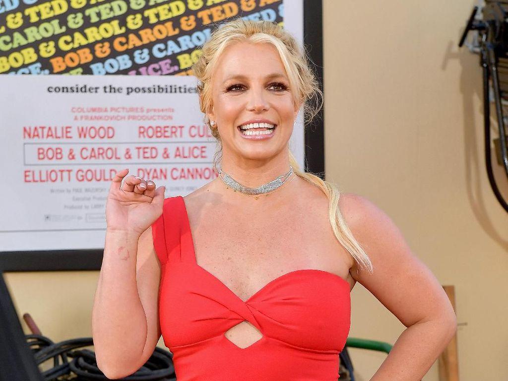 Duh! Britney Spears Tak Sengaja Bakar Gym 6 Bulan Lalu
