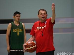Menuju SEA Games 2019, Timnas Basket Latih Tanding di Serbia