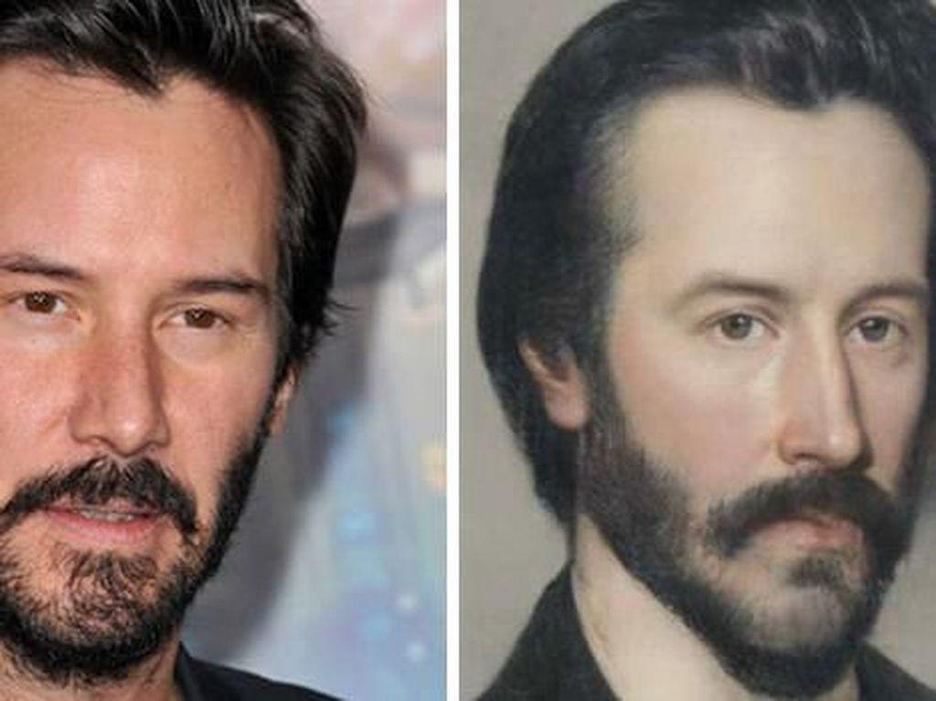 Keanu Reeves Hingga Jungkook Jika Dilukis di Abad ke-15