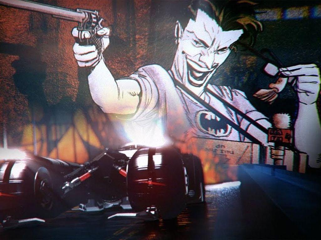 Sekuel Komik Batman Ungkap Joker yang Kembali Waras