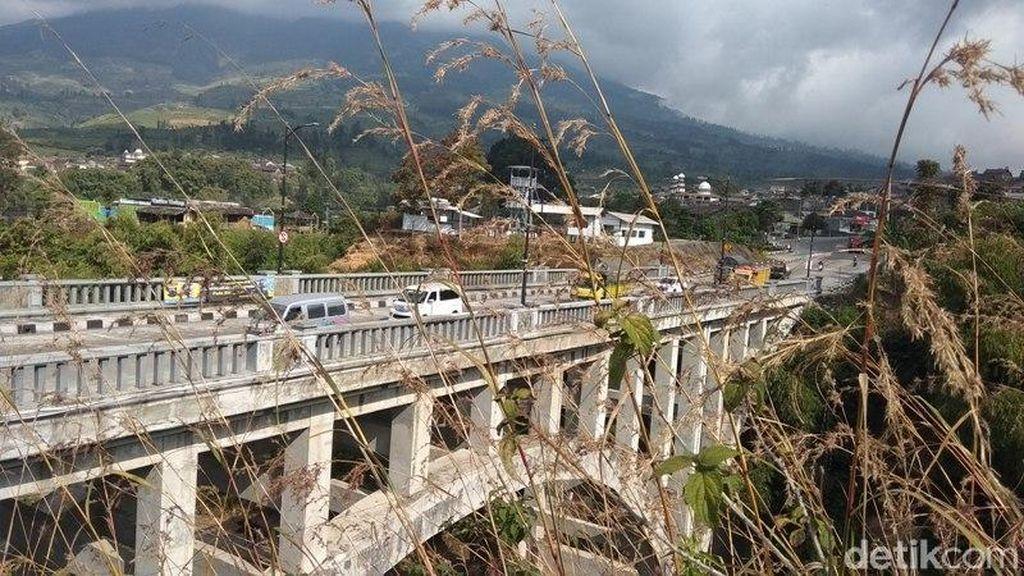 Foto: Jembatan Cantik Kebanggaan Temanggung
