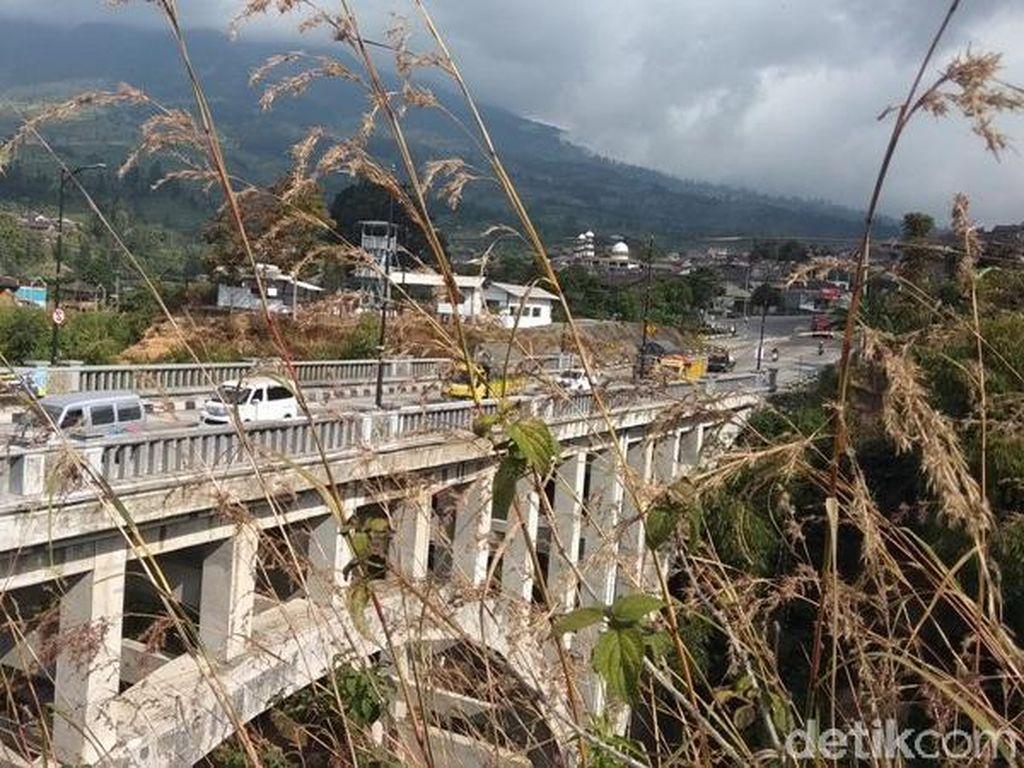 Jembatan Sigandul yang Fotogenik di Temanggung