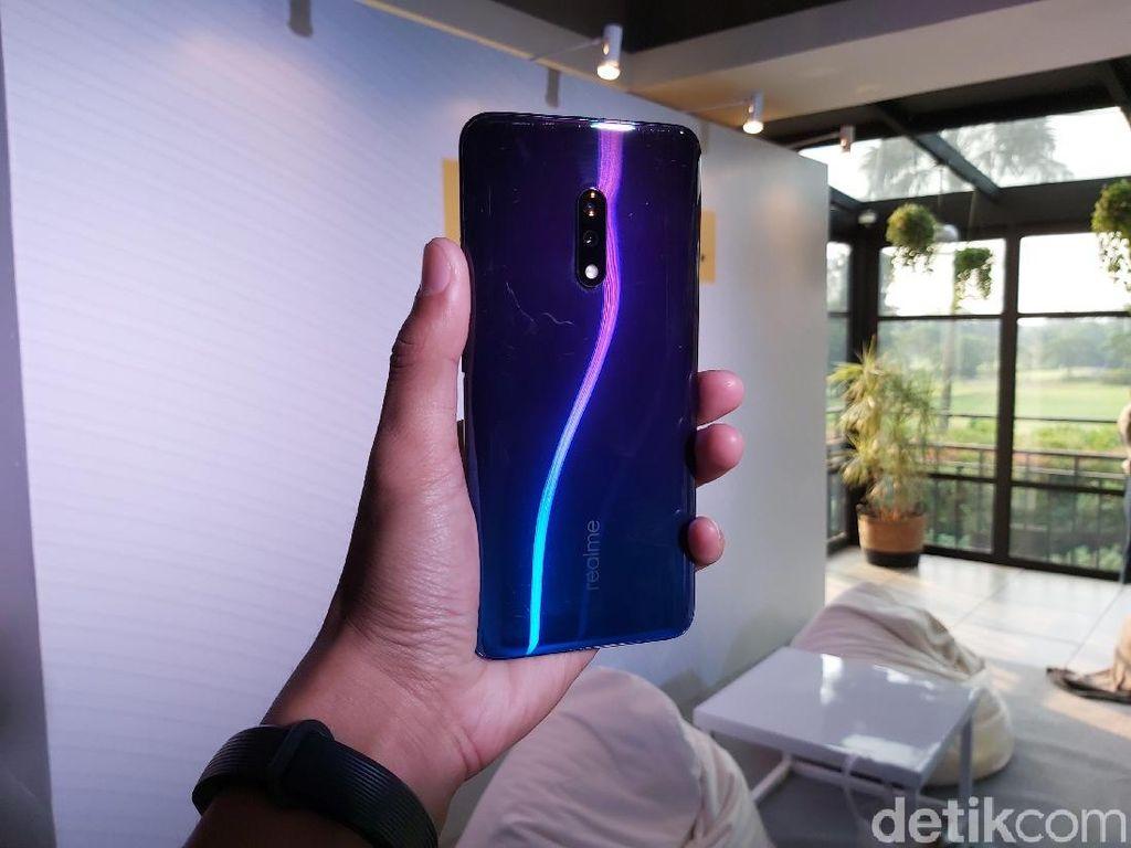 Harga Realme X yang Resmi Masuk Indonesia