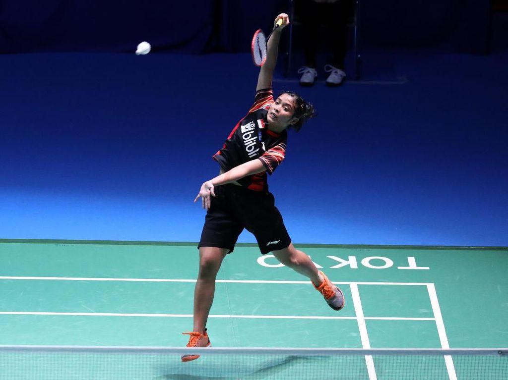 Kejuaraan Bulutangkis Beregu Asia: Line Up Indonesia Vs Jepang