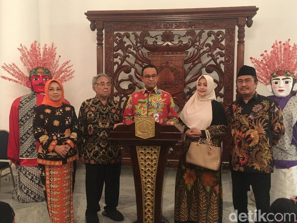 Anggota DPD RI Terpilih dari Jakarta Tak Setuju Ibu Kota Pindah