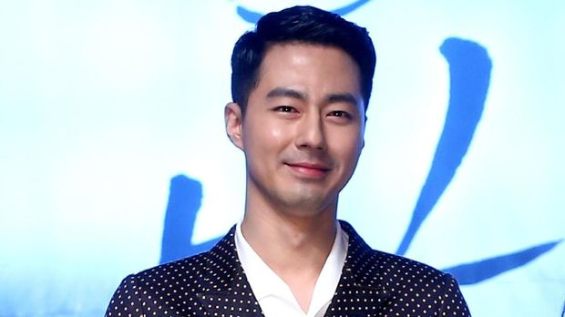 South Korean actor Zo In-Sung and actress Song Hye-Gyo hold press conference for new drama