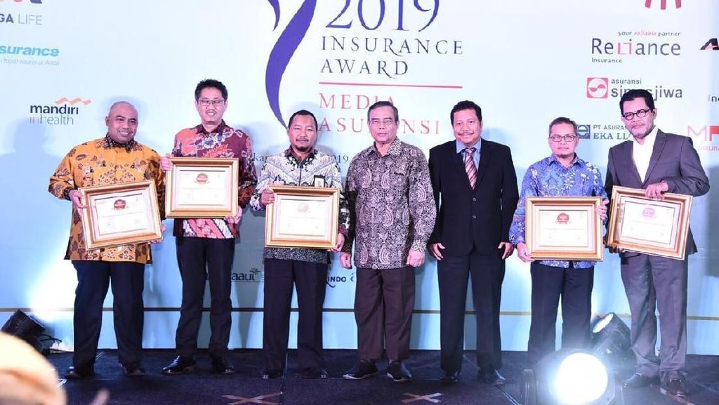 Anugerah Penghargaan Best Reinsurance 2019