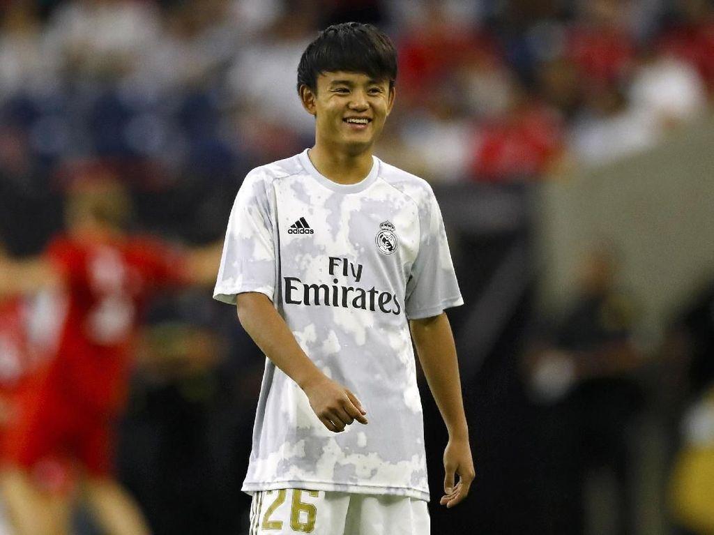 Madrid Bakal Pinjamkan Kubo ke Valladolid
