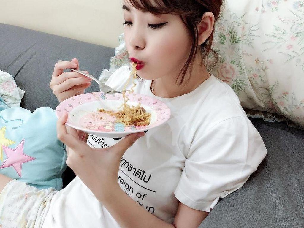 YouTuber Kimi Hime Suka Masak dan Chia Seed yang Tak Selalu Bikin Sehat