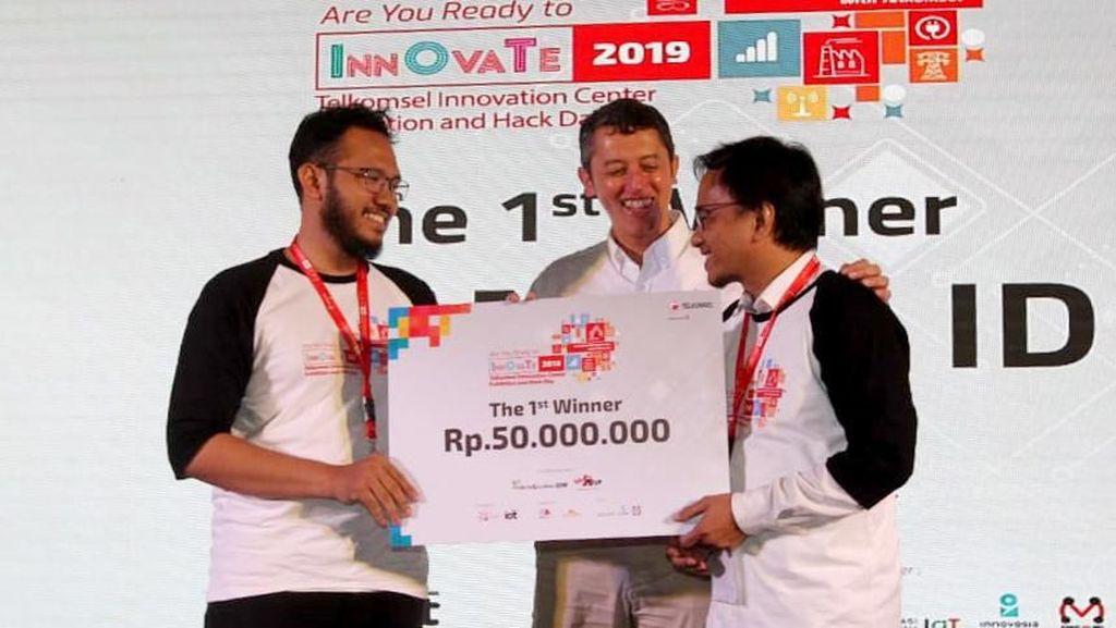 Jawara Kompetisi Hackathon Innovate 2019