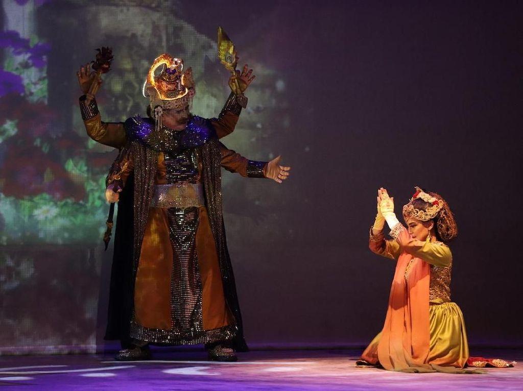 3 Alasan Wajib Nonton Pentas Teater Koma Mahabarata 2