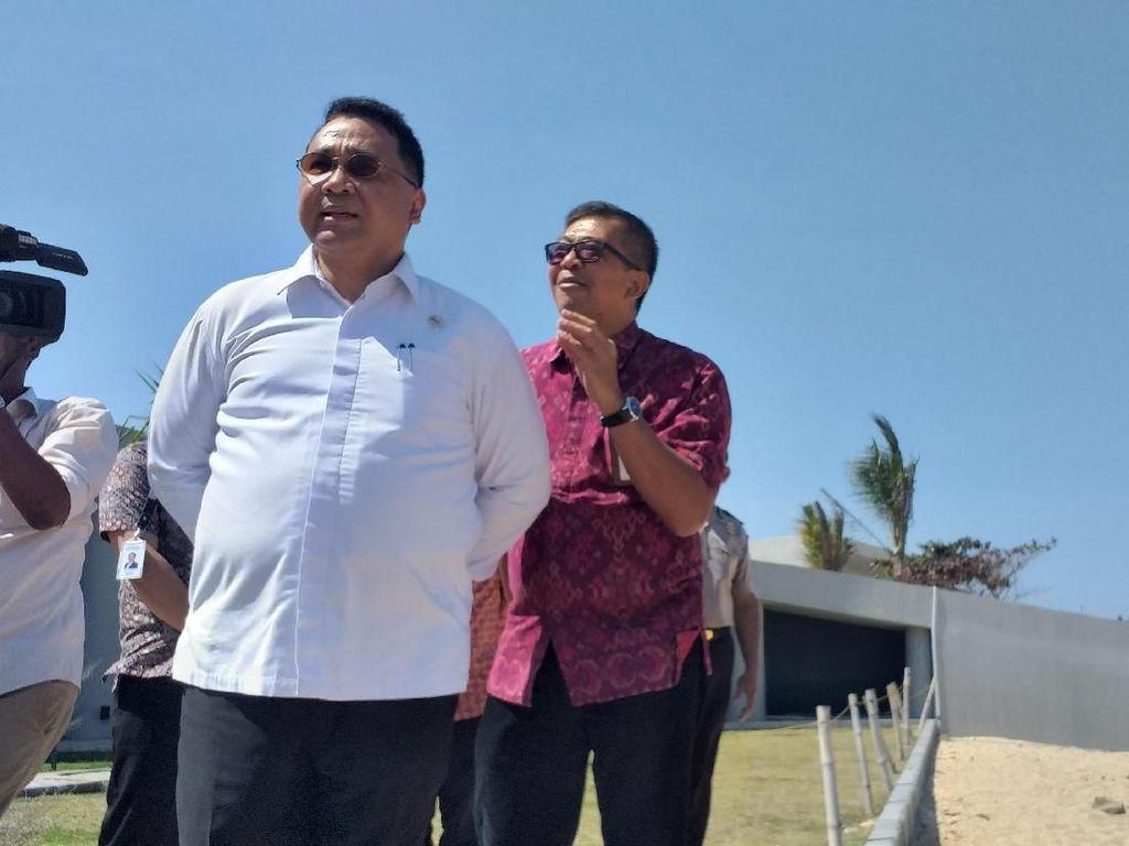 Mendes Jelaskan Alasan Dana Desa Tak Bisa Buat Beli Tanah