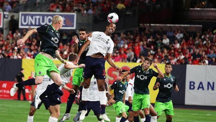 Liverpool gagal menang di tiga laga pramusim di Amerika Serikat (Al Bello/Getty Images)