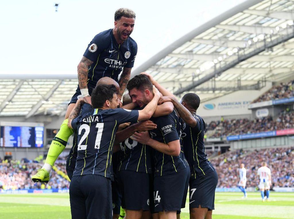 Terus Menanjak, City Perlu Menangi Liga Champions