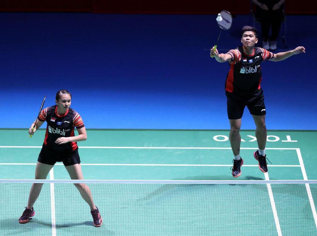 Bolos Latihan, Praveen Terancam Dicoret dari SEA Games 2019
